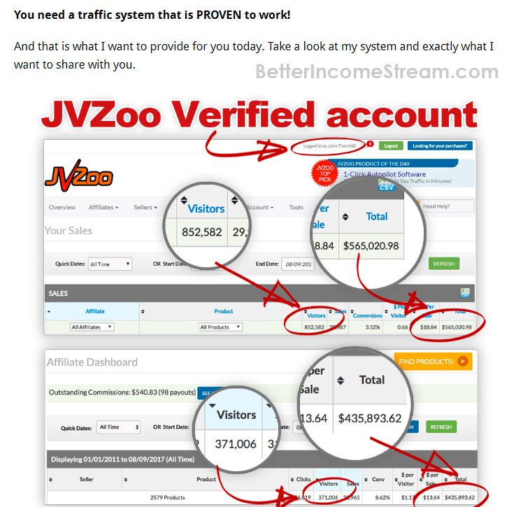 Simple Traffic Solution Verified Account