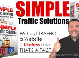 Simple Traffic Solution Without a Traffic a Website is Useless