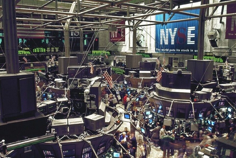 Stock exchange in NY