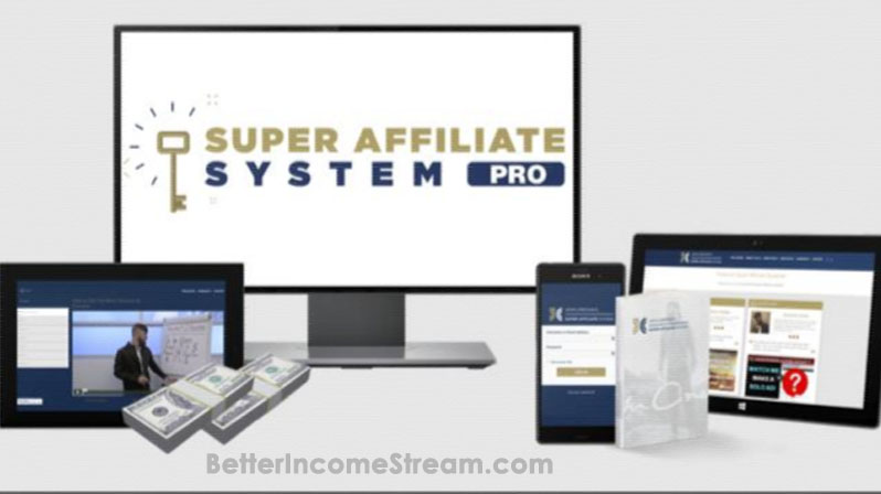 Super Affiliate System Pro Package Included