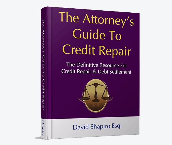 book on credit repair