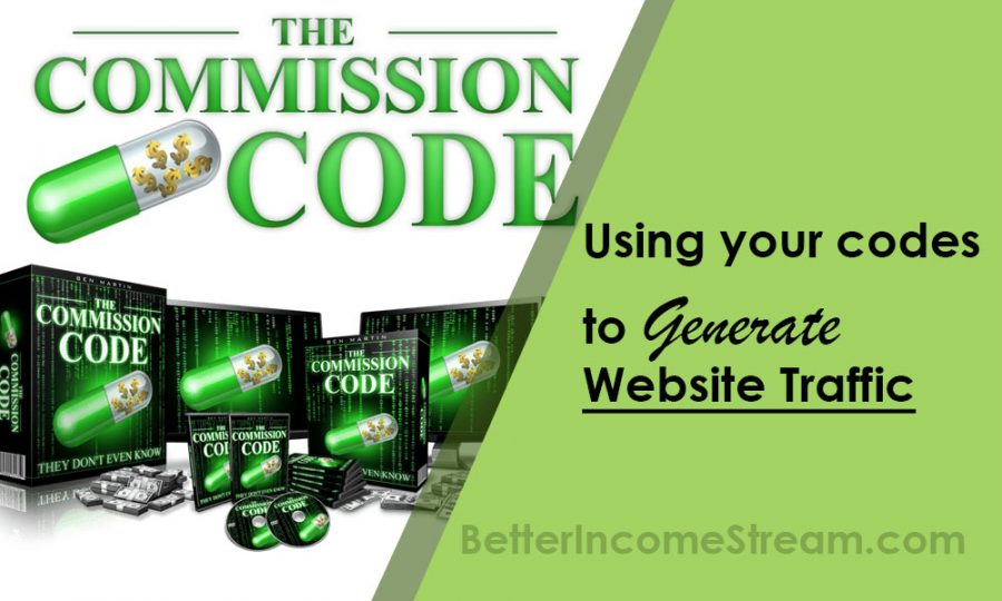 The Commission Code Your Role in The Commission Code Program