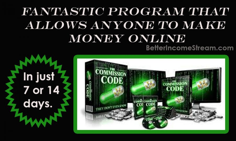 The Commission Code What is a Commission Code Program