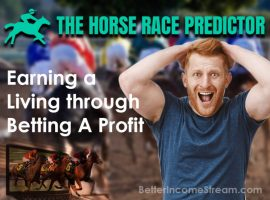The Horse Race Predictor Earning a Living through Betting a Profit