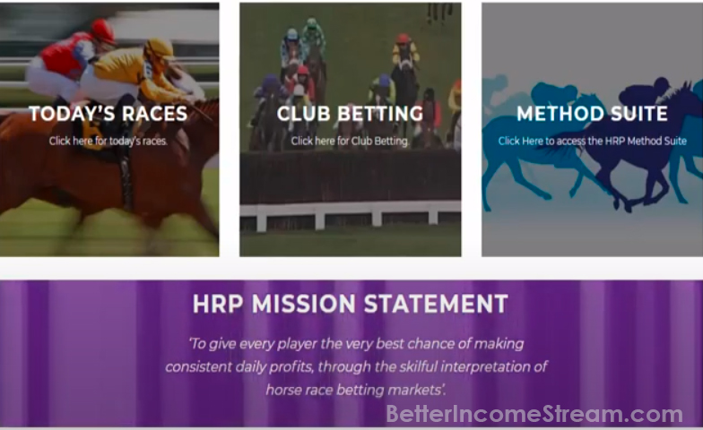 The Horse Race Predictor Method suite and bet builder pro