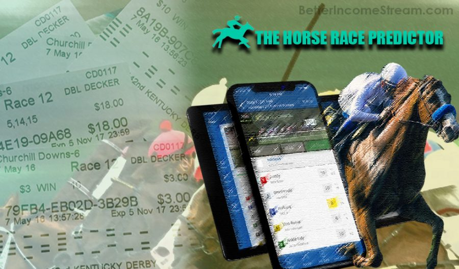 The Horse Race Predictor How I started betting on Horse Racing