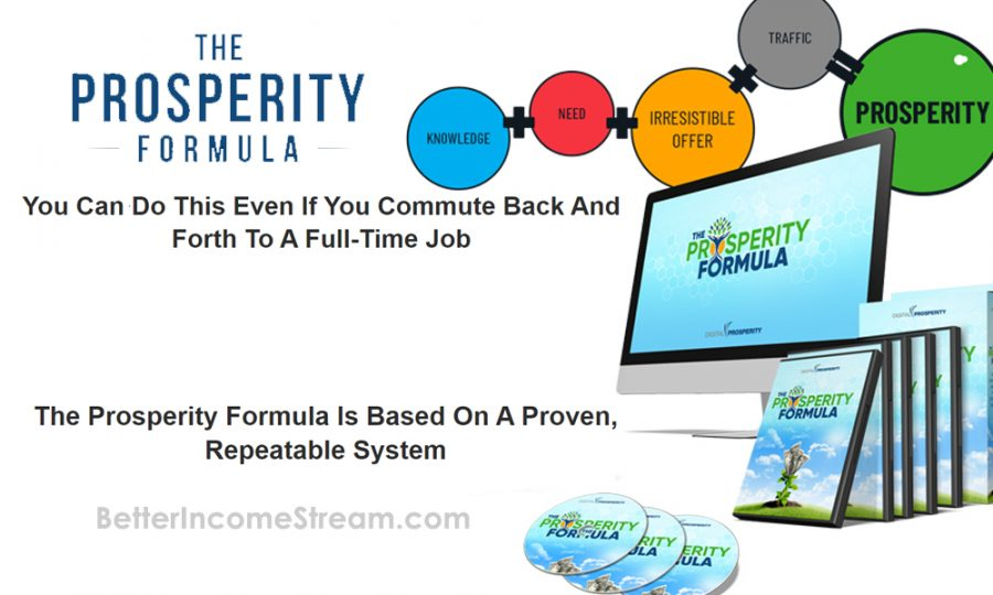The Prosperity Formula What Makes The Prosperity Formula Different