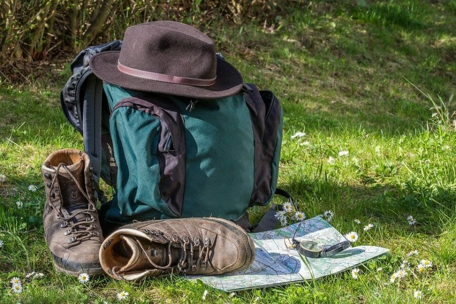 Things for backpacking