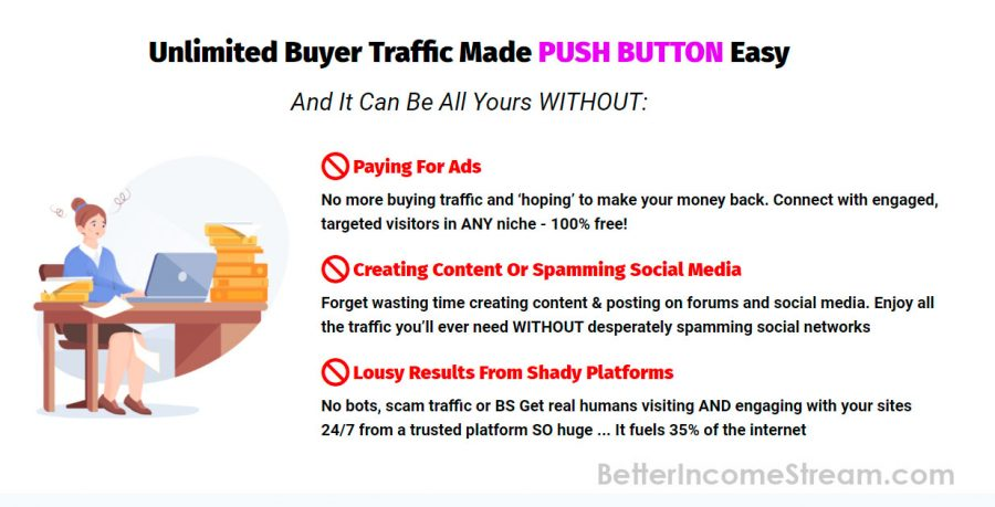 Trafficzion Push Button