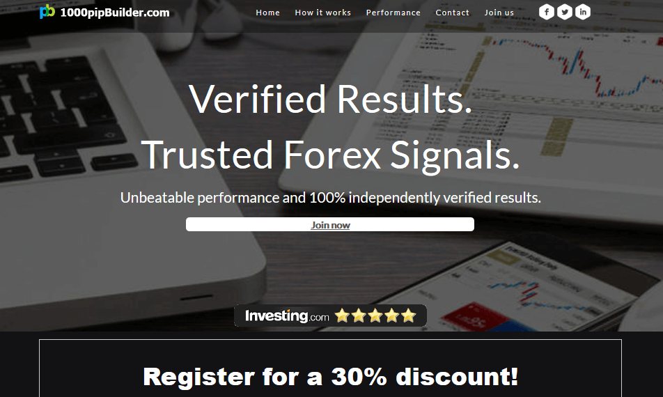 register now with 1000pips