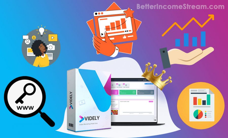 Videly Software Features of the Product