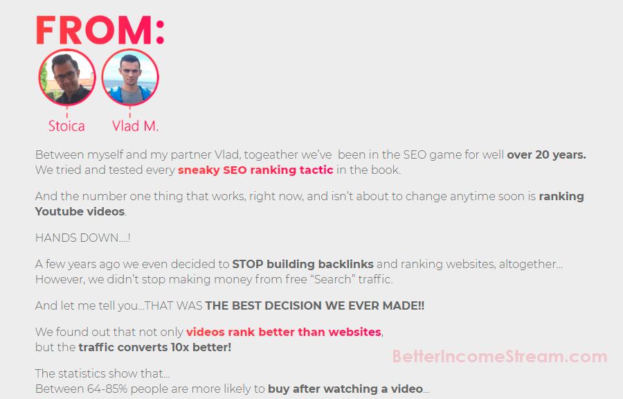 Video Marketing Blaster Creators