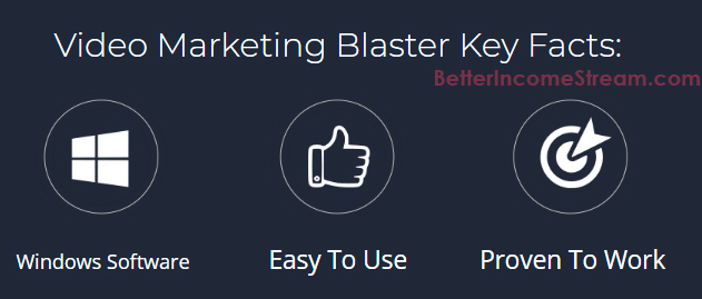 Video Marketing Blaster key facts