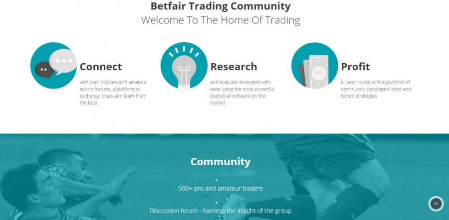 Website of BTC