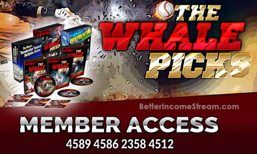 The Whale Picks Introducing: Member Access