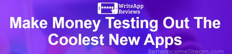 WriteAppsReviews Test Apps