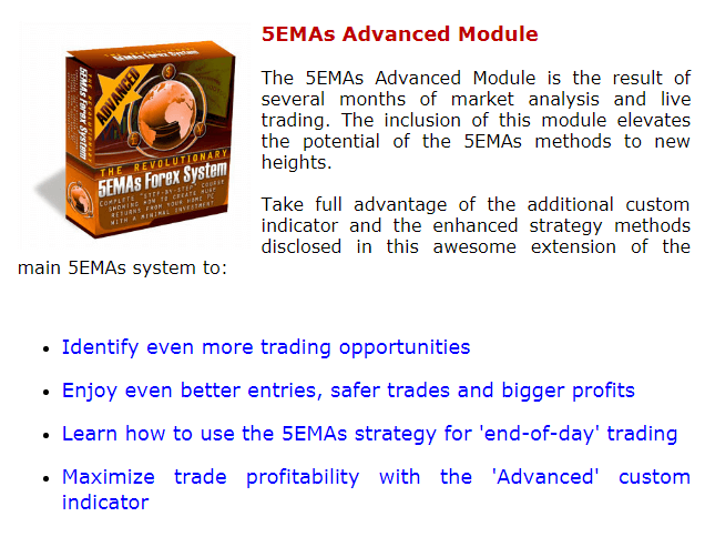 5EMAs forex system the one and only trading's perfect guide