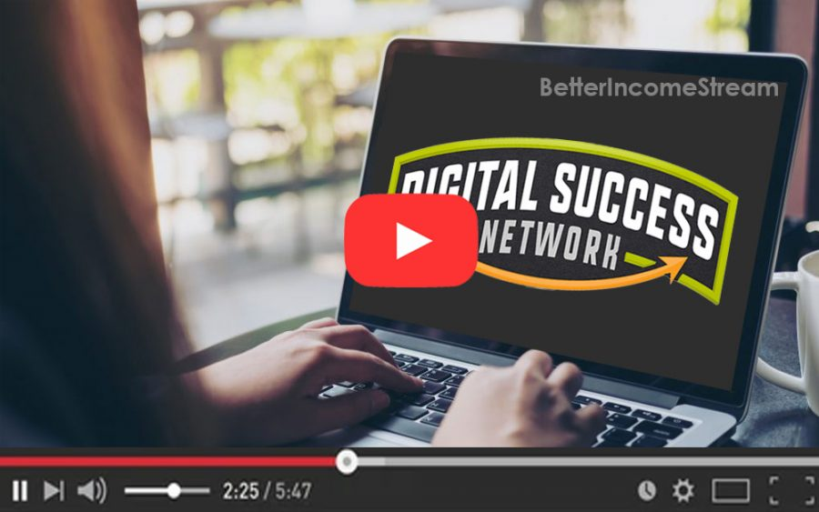 Digital Success Network product video link