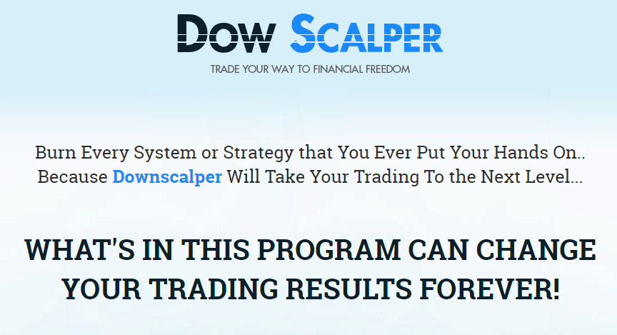 dowscalper review feature image