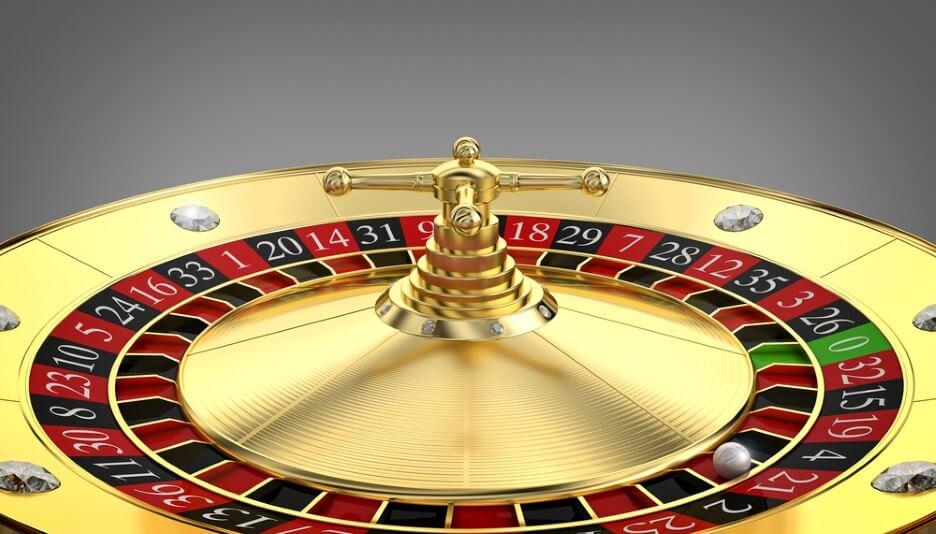 golden roulette casino
