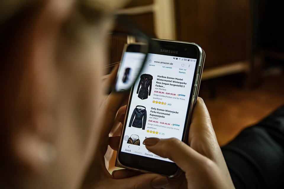 Make online shopping effective