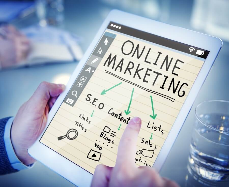 online marketing strategies