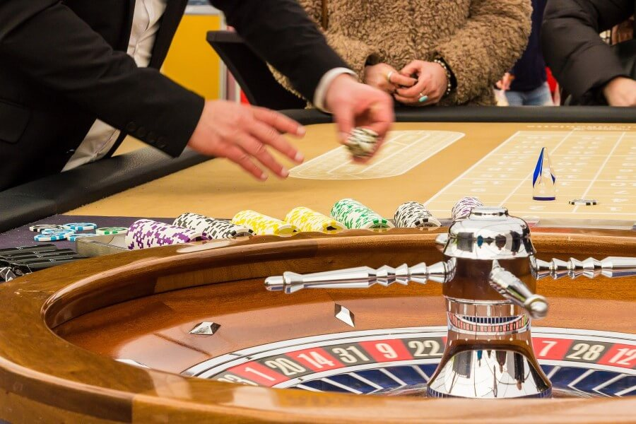 Legal roulette gambling schemes