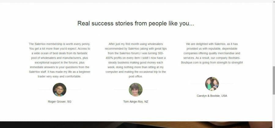 SaleHoo success story