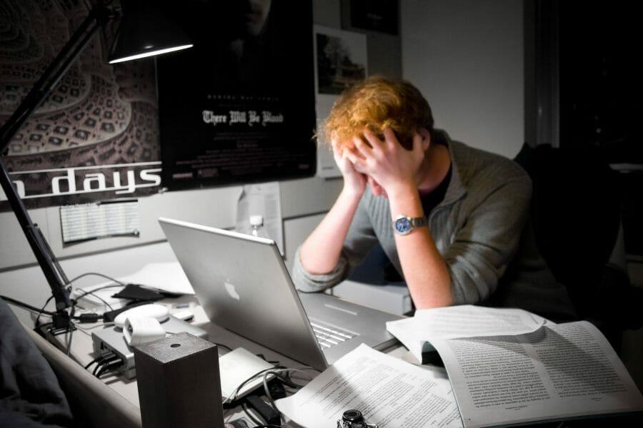 writer-frustration
